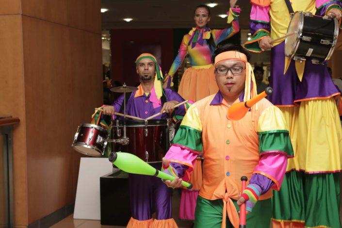 Carnival Shows in Dubai