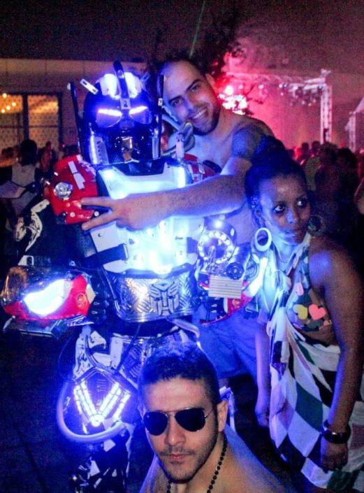 Robot Shows in Dubai