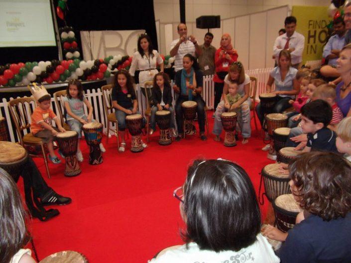 Drummers in Dubai