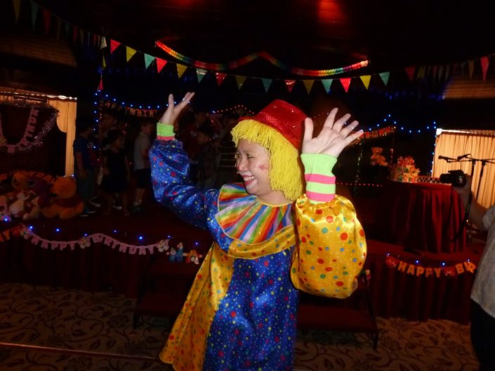 Clowns Entertainers