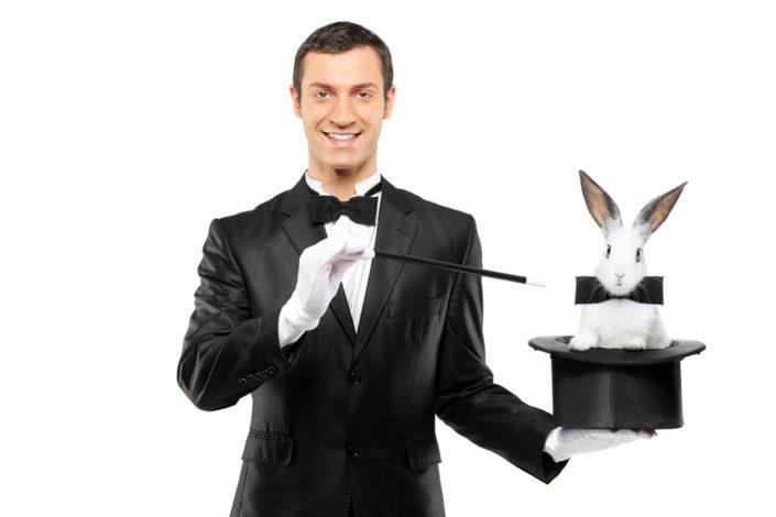 Magician in Dubai